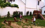 Játszótér készült a kicsiknek