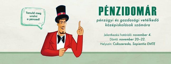 Jól szerepeltünk a Pénzidomár versenyen